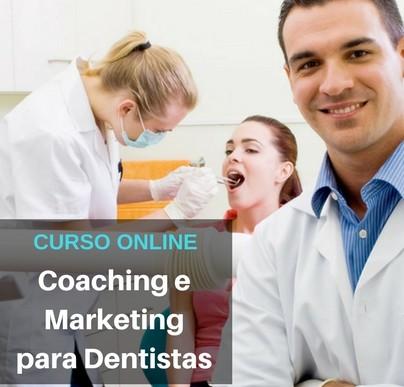 Curso Online de Coaching e Marketing para Dentistas